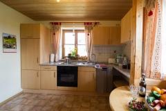 Mohnblume-Küche