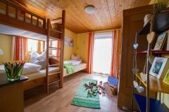 Das Kinderschlafzimmer