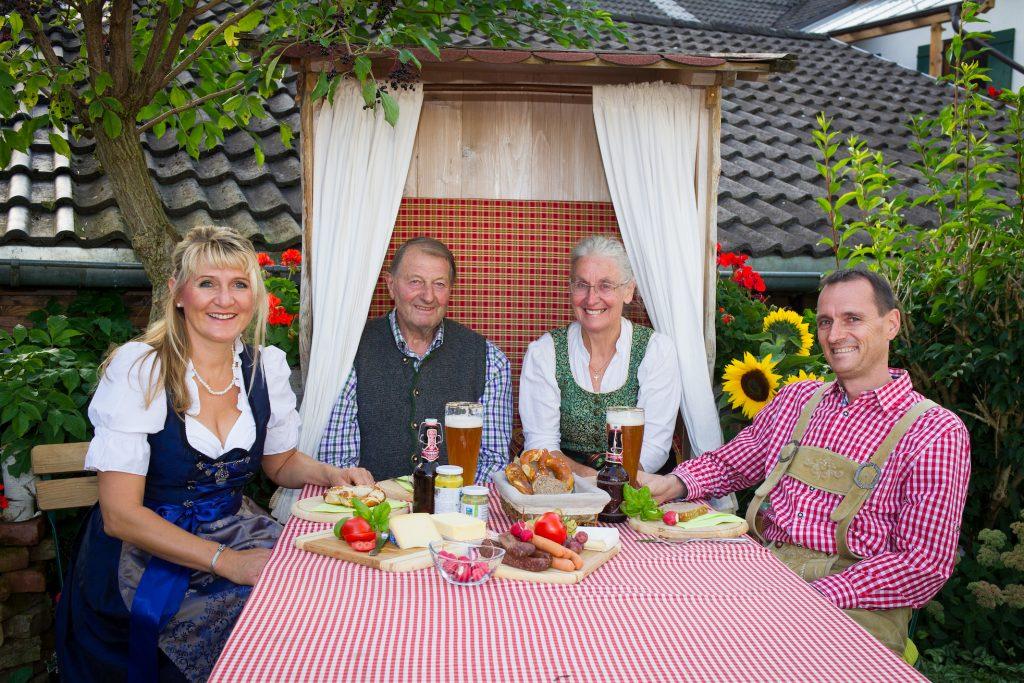 Gastgeber Ferienhof Scholz
